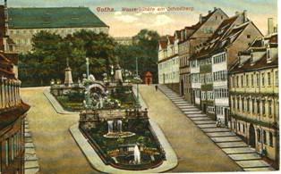 Schlossberg um 1900