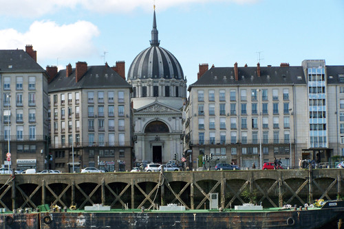 Nantes - les quais
