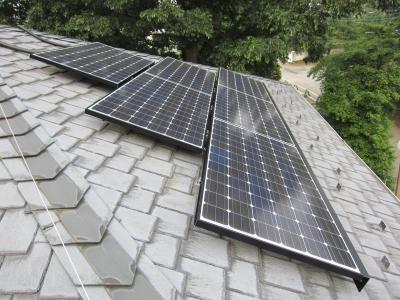 太陽光パネル設置状況