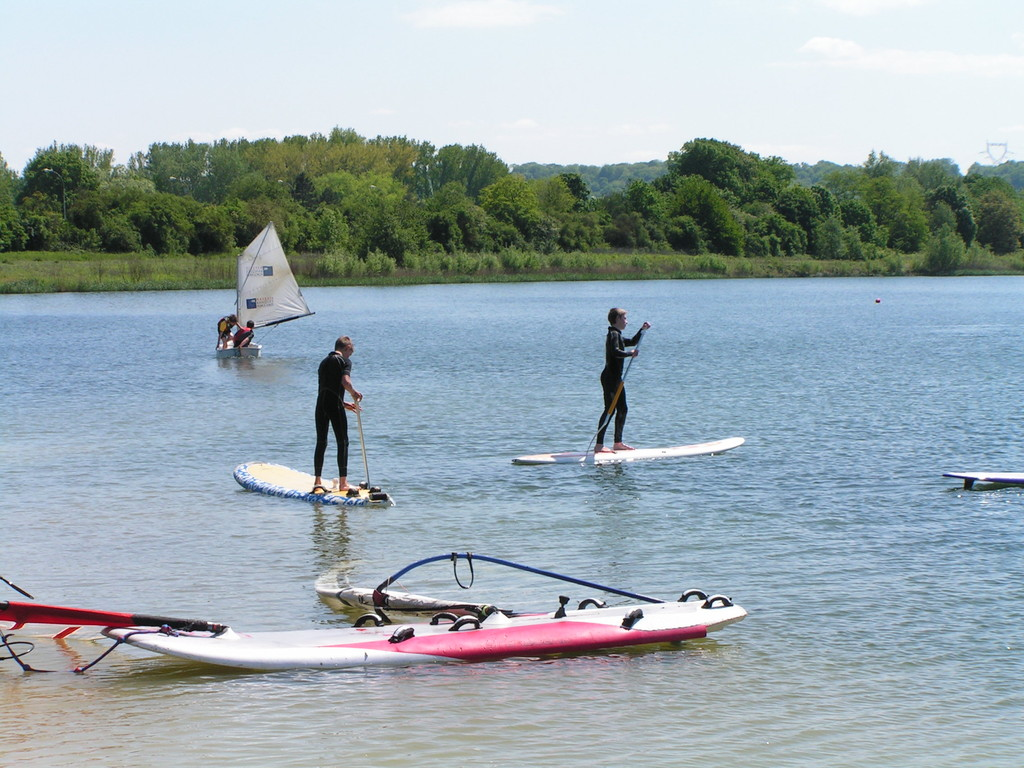Sport de glisse du moment: le Stand Up Paddle