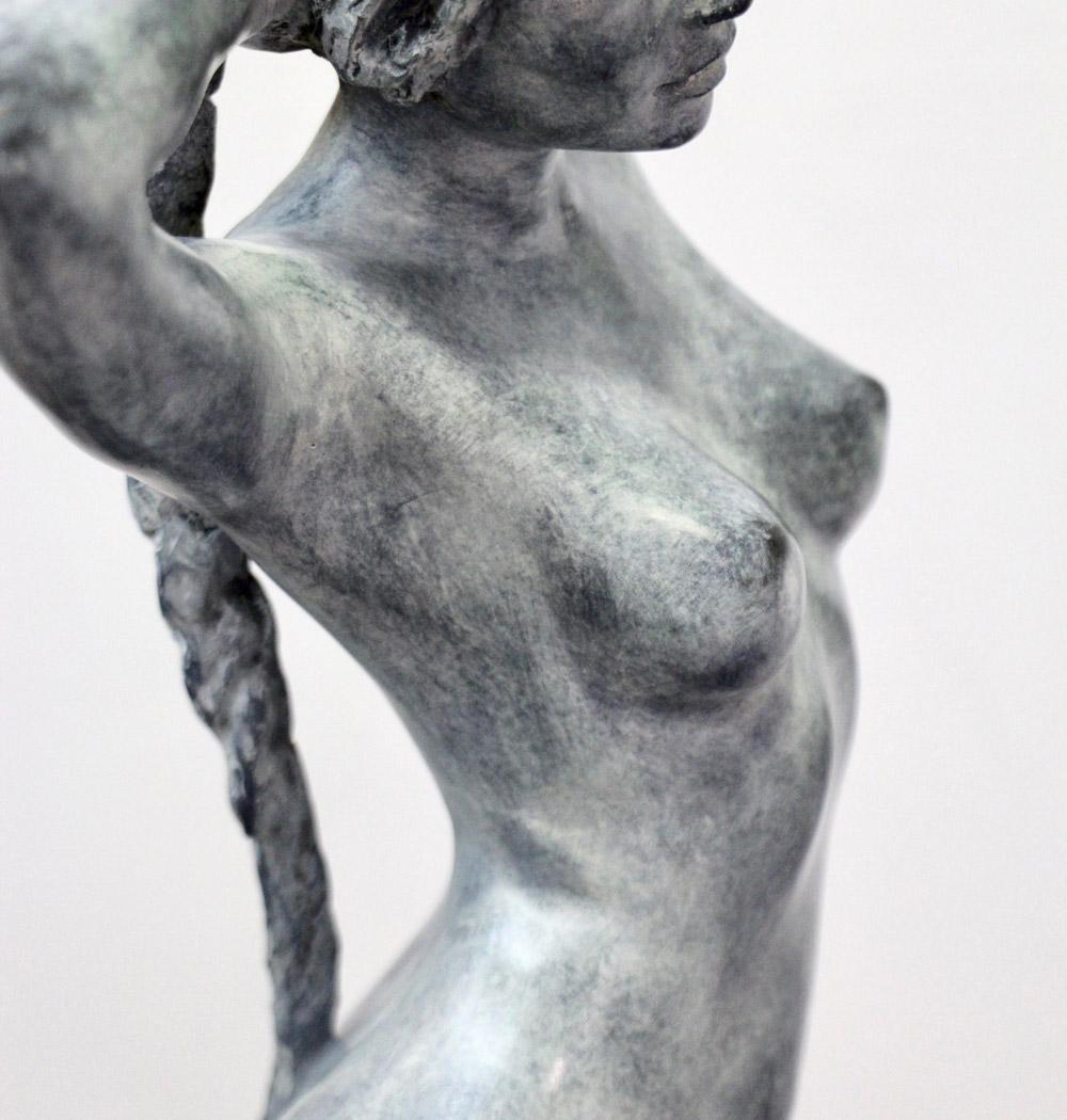 Sculpture, Bronze, Nus, Langloÿs sculpteur