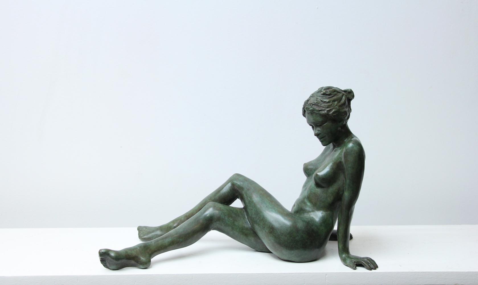 Sculpture Corps 0059- Bronze - Sébastien Langloÿs