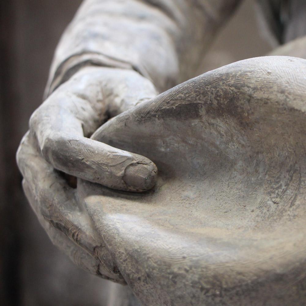 Sculpture, Statue, Bronze, Langloÿs sculpteur