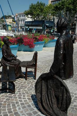 Sculpture-buste-statue-bronze-sulpteur-Langloys-GroupeStatuaire-Martigues
