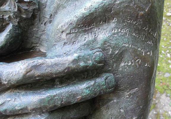 Sculpture-buste-statue-bronze-sulpteur-Langloys-PèreMarieAntoine-Lourdes