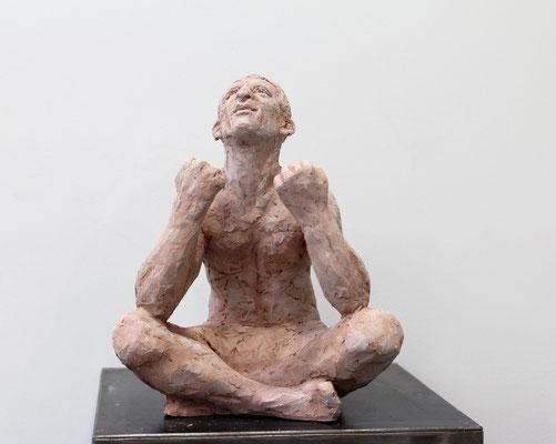 Trophée, sculpture, sculpteur Langloÿs