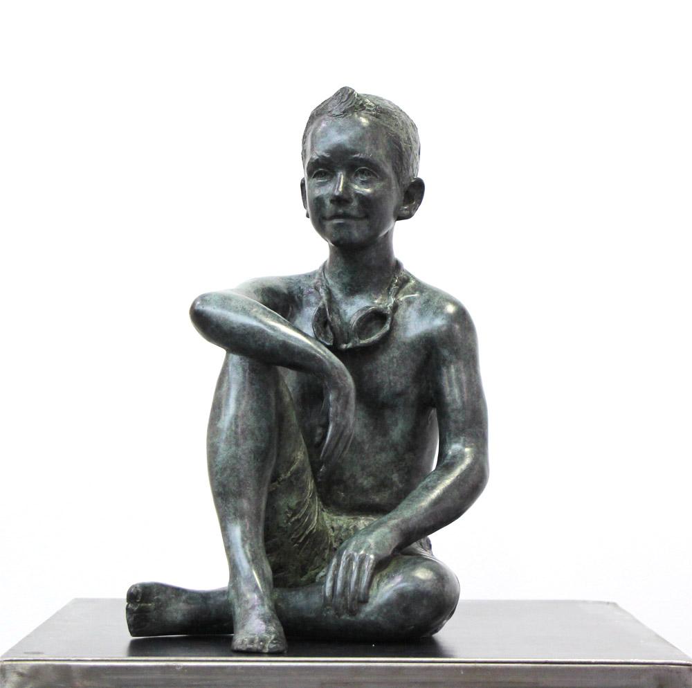 Sculpture, Bronze, Bustes, Langloÿs sculpteur