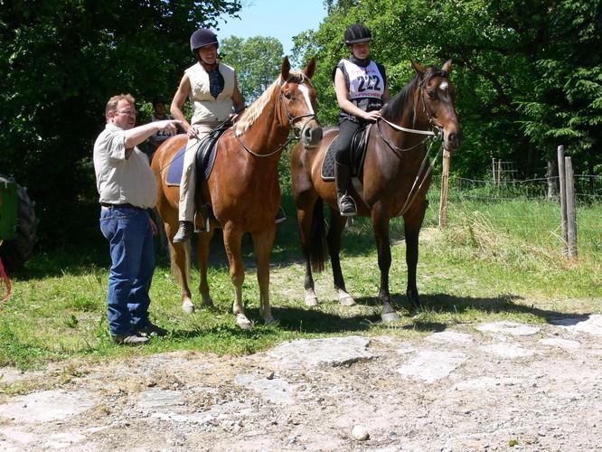 Patrouillienritt 2008