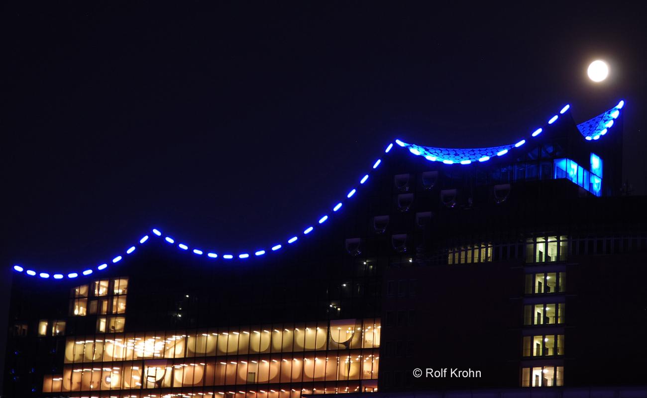2019 Januar  Elbphilharmonie   Foto Rolf Krohn
