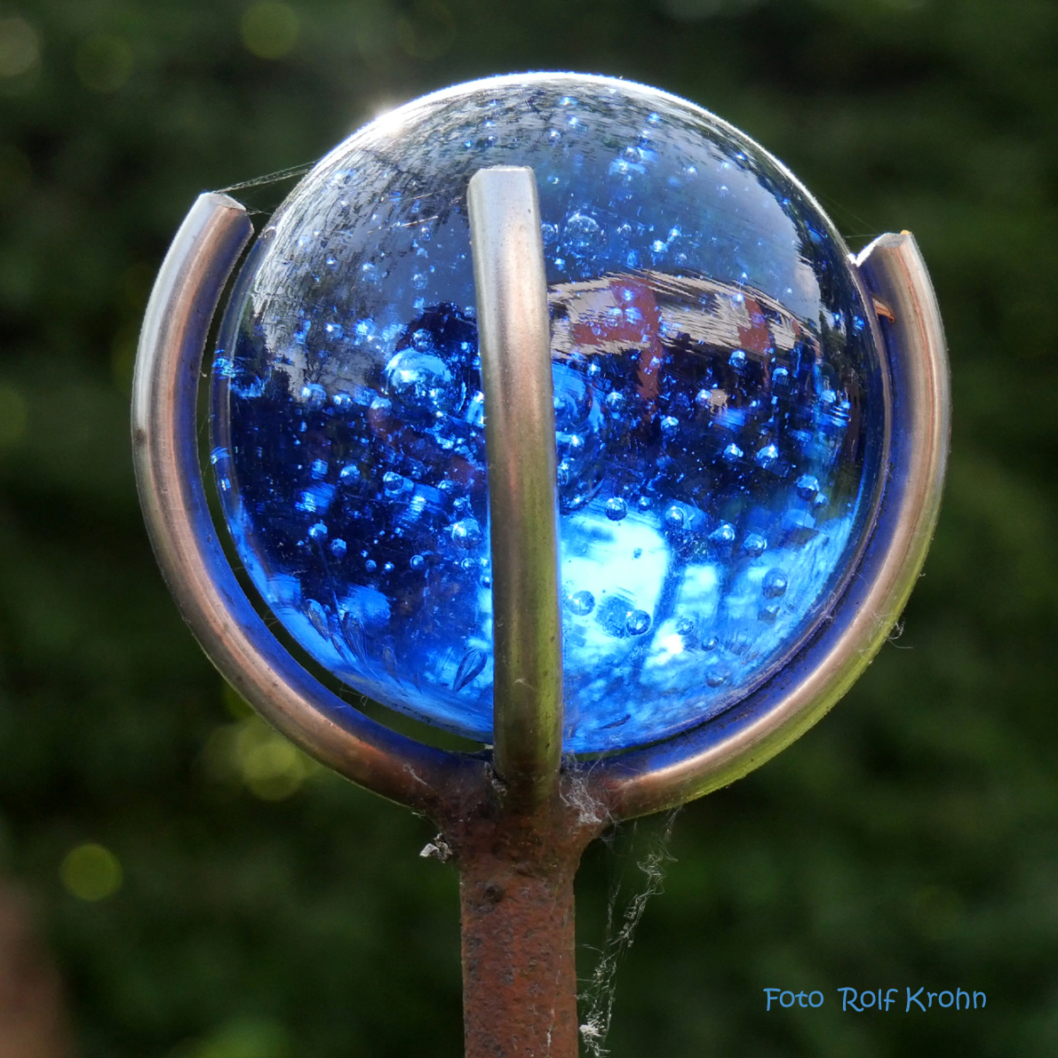 gefangene Glaskugel