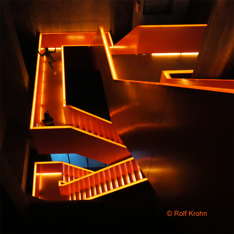 2018 November  Zollverein Essen  Foto Rolf Krohn