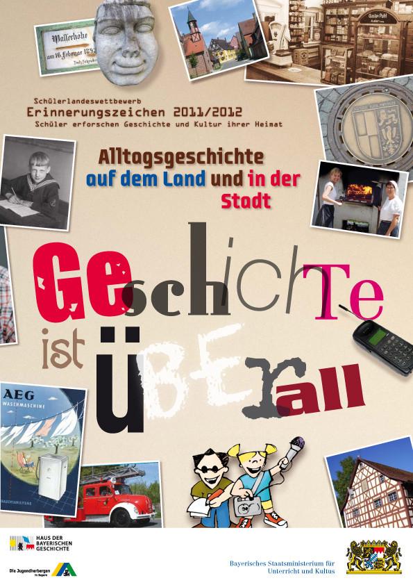 Erinnerungszeichen 2011/2012