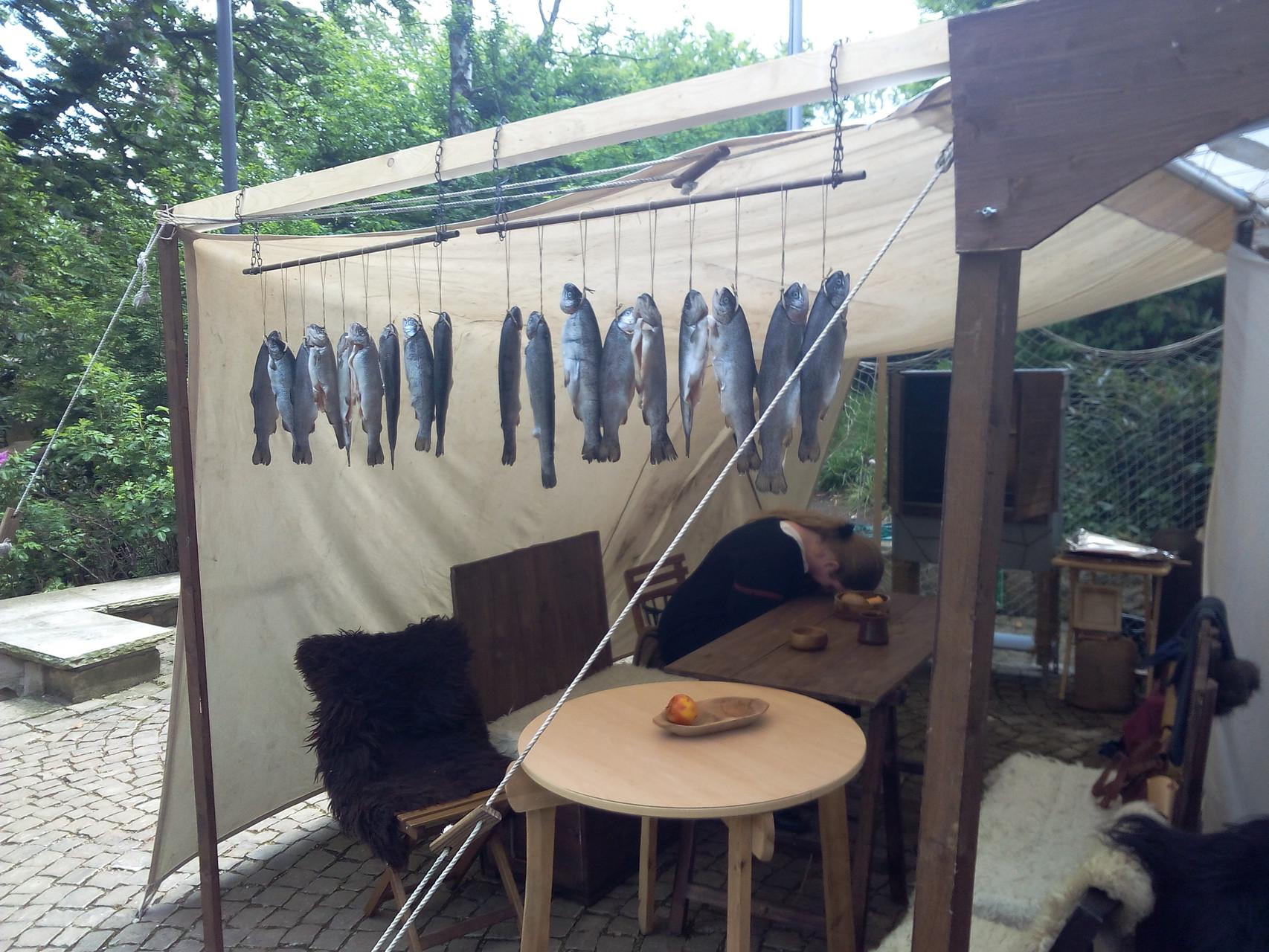 Fischräucherei