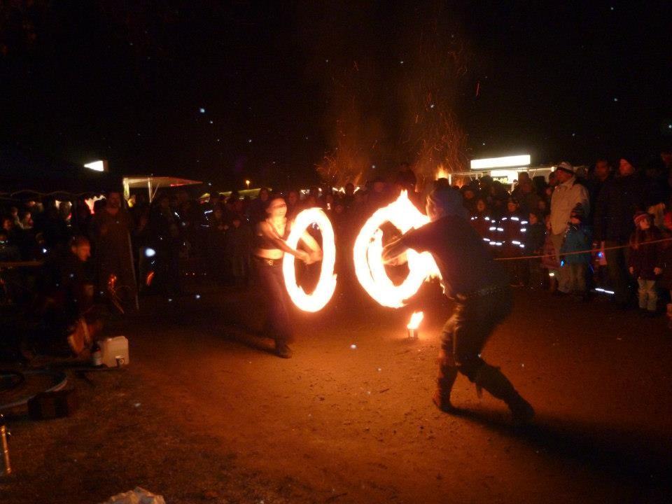 Feuershow - Ignis Libro