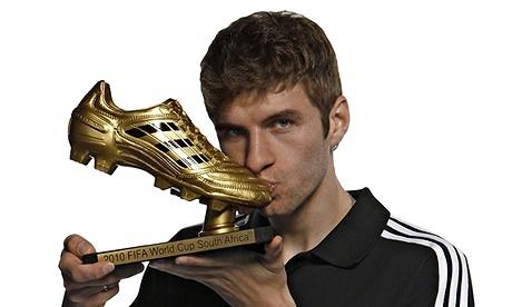 Soulier d'Or de la Coupe du Monde FIFA 2010