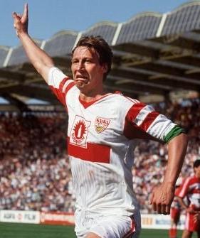 Buchwald conduisit le VfB à deux titres de champion national et une finale de Coupe de l'UEFA !