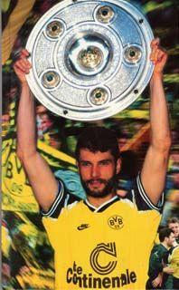 ...celui de l'âge d'or du club dans les 90's.