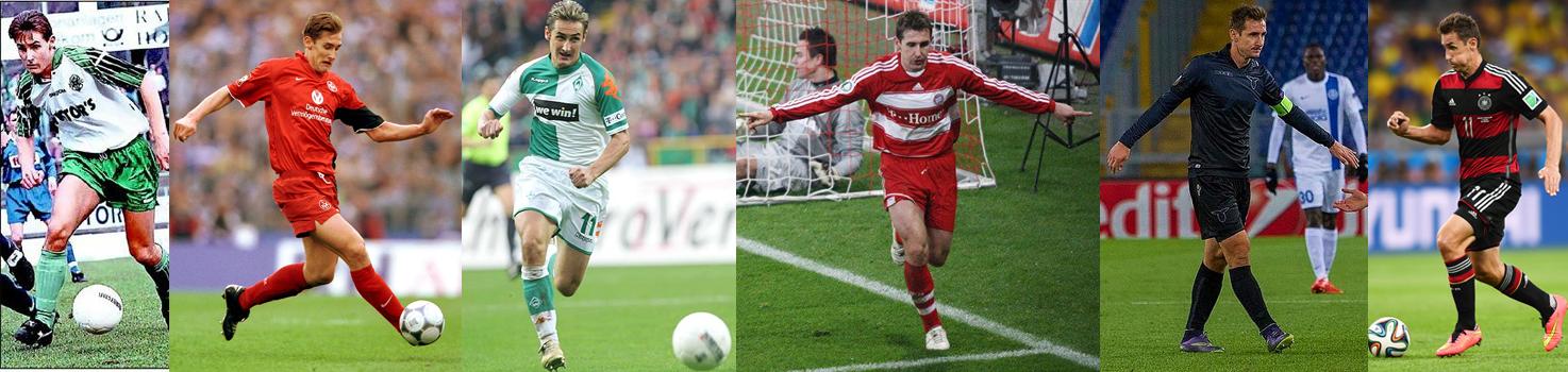 FC Homburg - Kaiserslautern - Werder Bremen - FC Bayern - SS Lazio - Allemagne - Click to enlarge