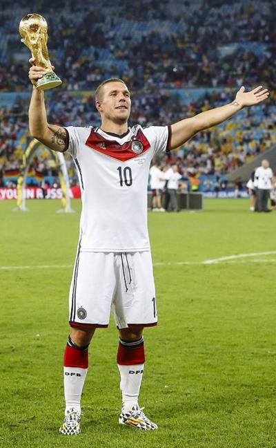 Le joueur le plus populaire de la Mannschaft depuis Rudi Völler.
