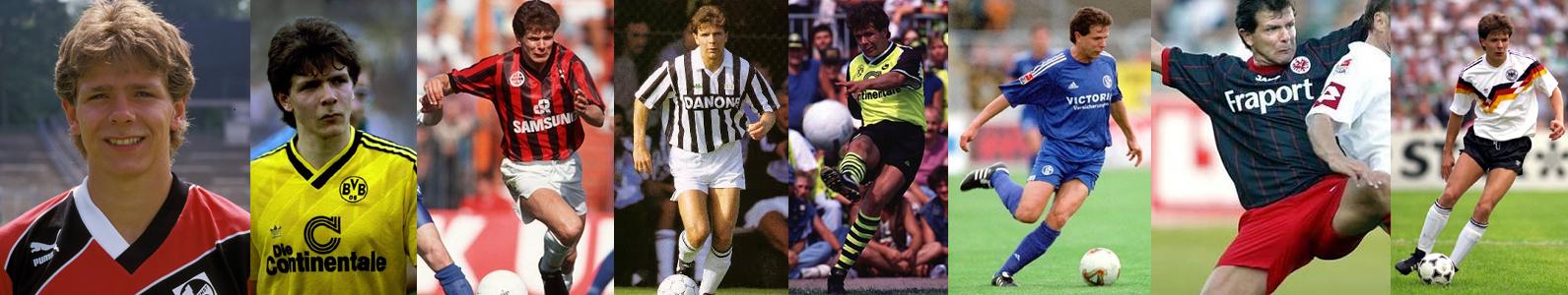 Eintracht Frankfurt (Part I) - Borussia Dortmund (Part I) - Eintracht Frankfurt (Part II) - Juventus - Borussia Dortmund (Part II) - Schalke 04 - Eintracht Frankfurt (Part III) - RFA - Click to enlarge