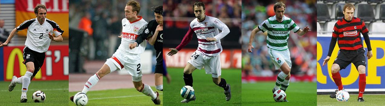 Allemagne - Stuttgart - Seville - Celtic Glasgow - Fribourg - Click to enlarge