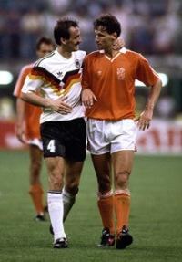 Un des classiques de la fin du XXe siècle : le duel Kohler-van Basten