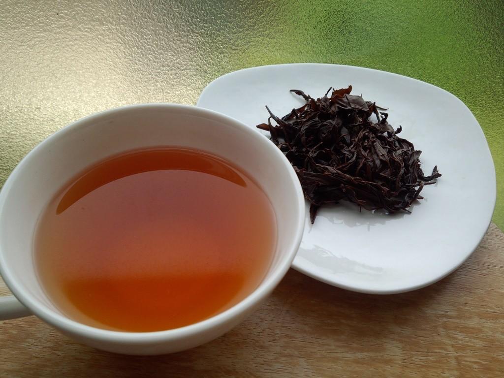 ハンドメードの「ひのはら紅茶」