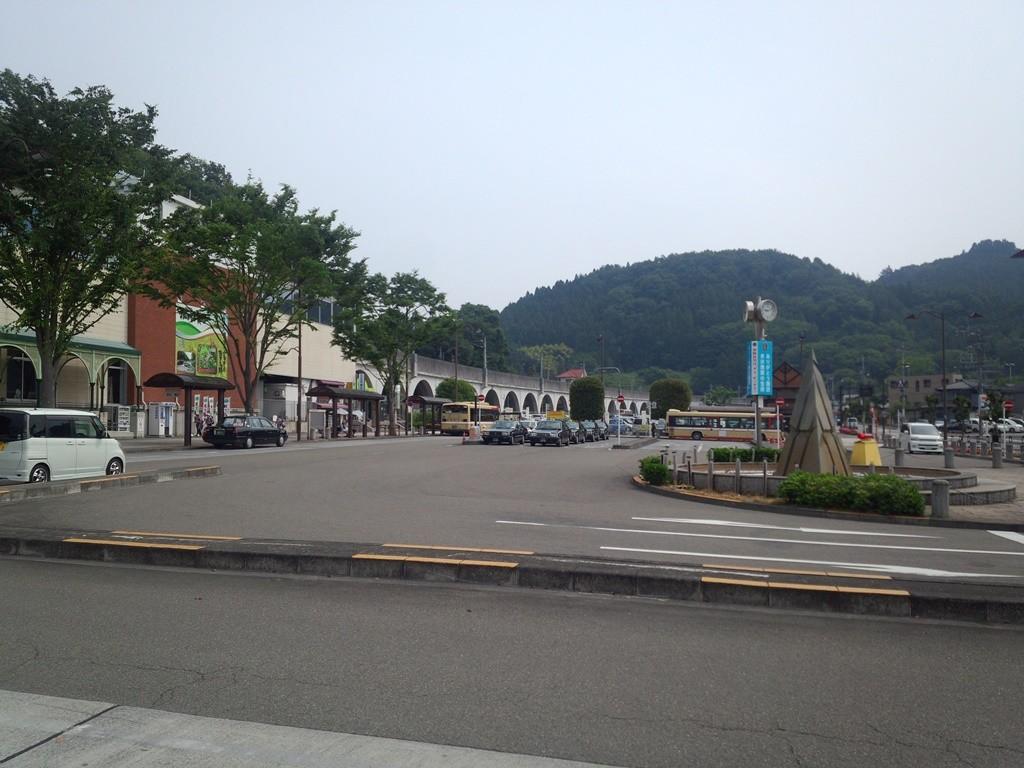 武蔵五日市駅から檜原村へ