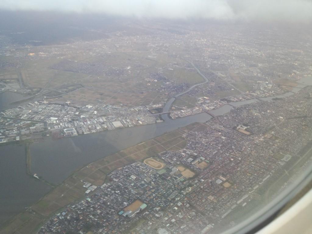 これはもう石川県の海岸線。