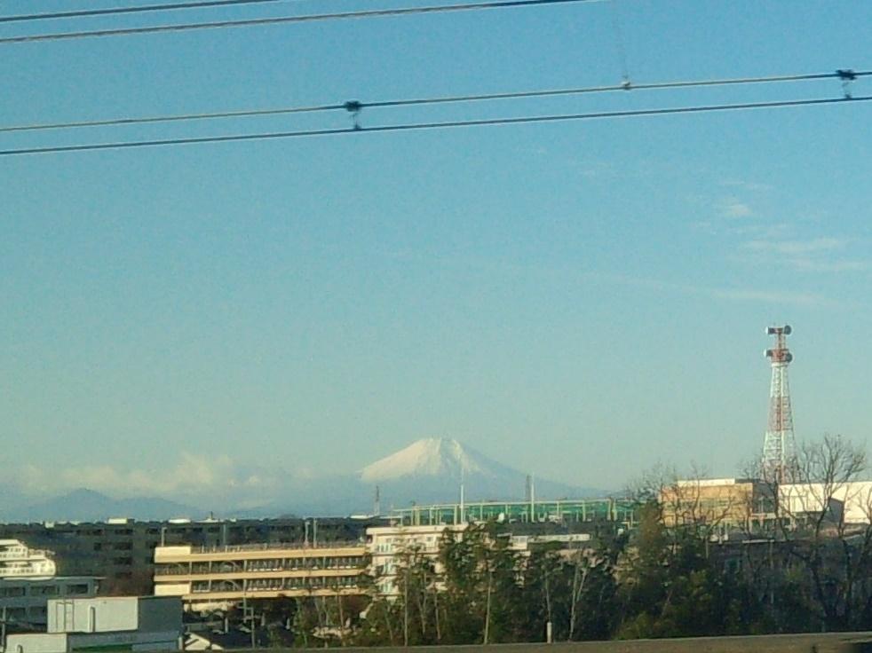 富士山はここ。