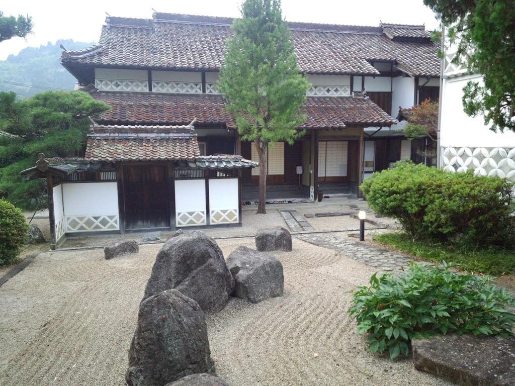 お泊りは古民家、元仲田邸くらやしき。