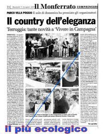 2007 Terruggia M.to AL PRODOTTO PIU' ECOLOGICO