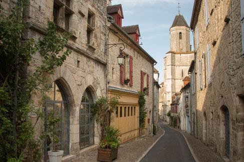 Rue Droite à Martel