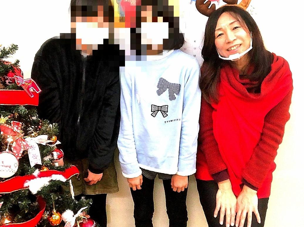 ハッピーグローブのクリスマスパーティー(キッズ)