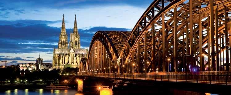 Cologne - © Plantours & Partner
