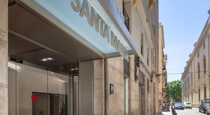 © Hotel Santa Marta, Barcelona