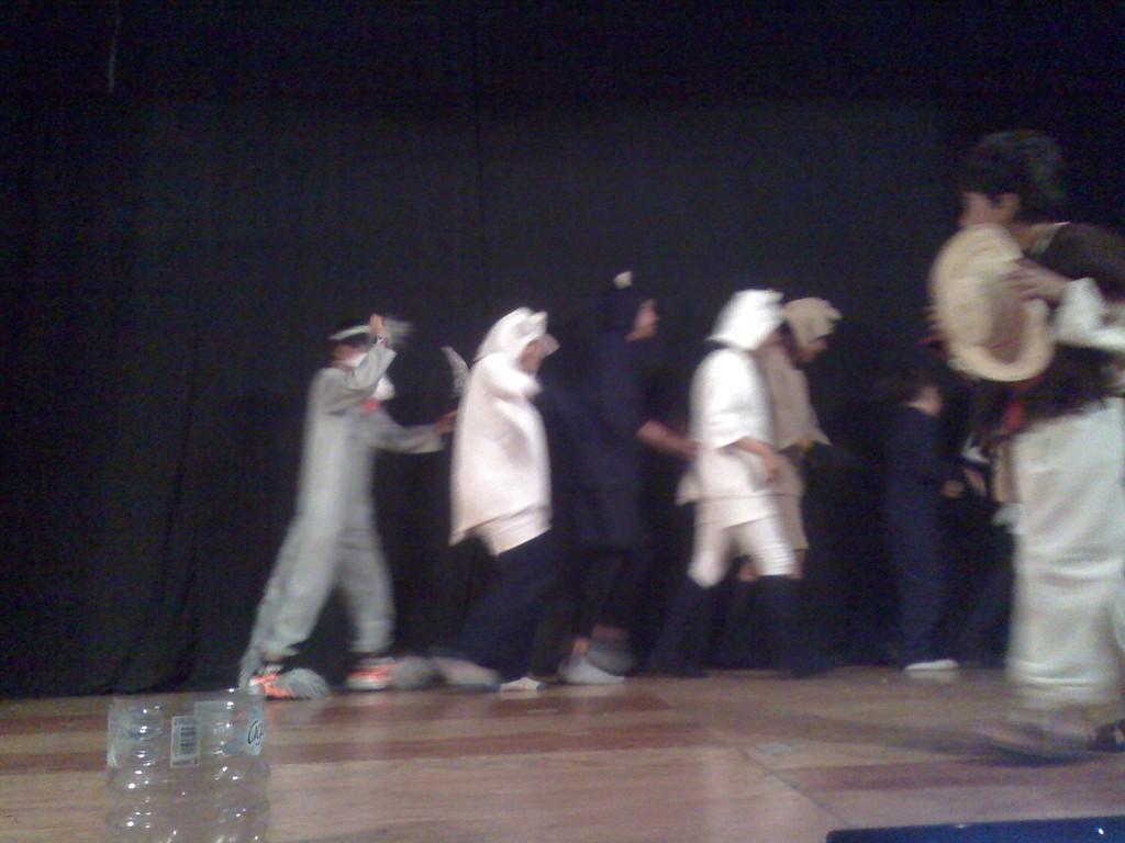 El Pastorcito Mentiroso  ...Foro Talleres Comunitarios    .....9no Encuentro de teatro Infantil