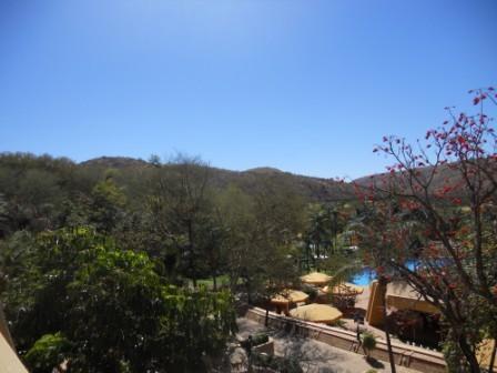 ...im Sun City Ressort - Hotel Cabanas.