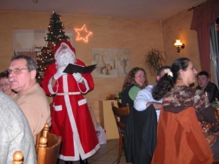 ...denn es erscheint der Nikolaus.