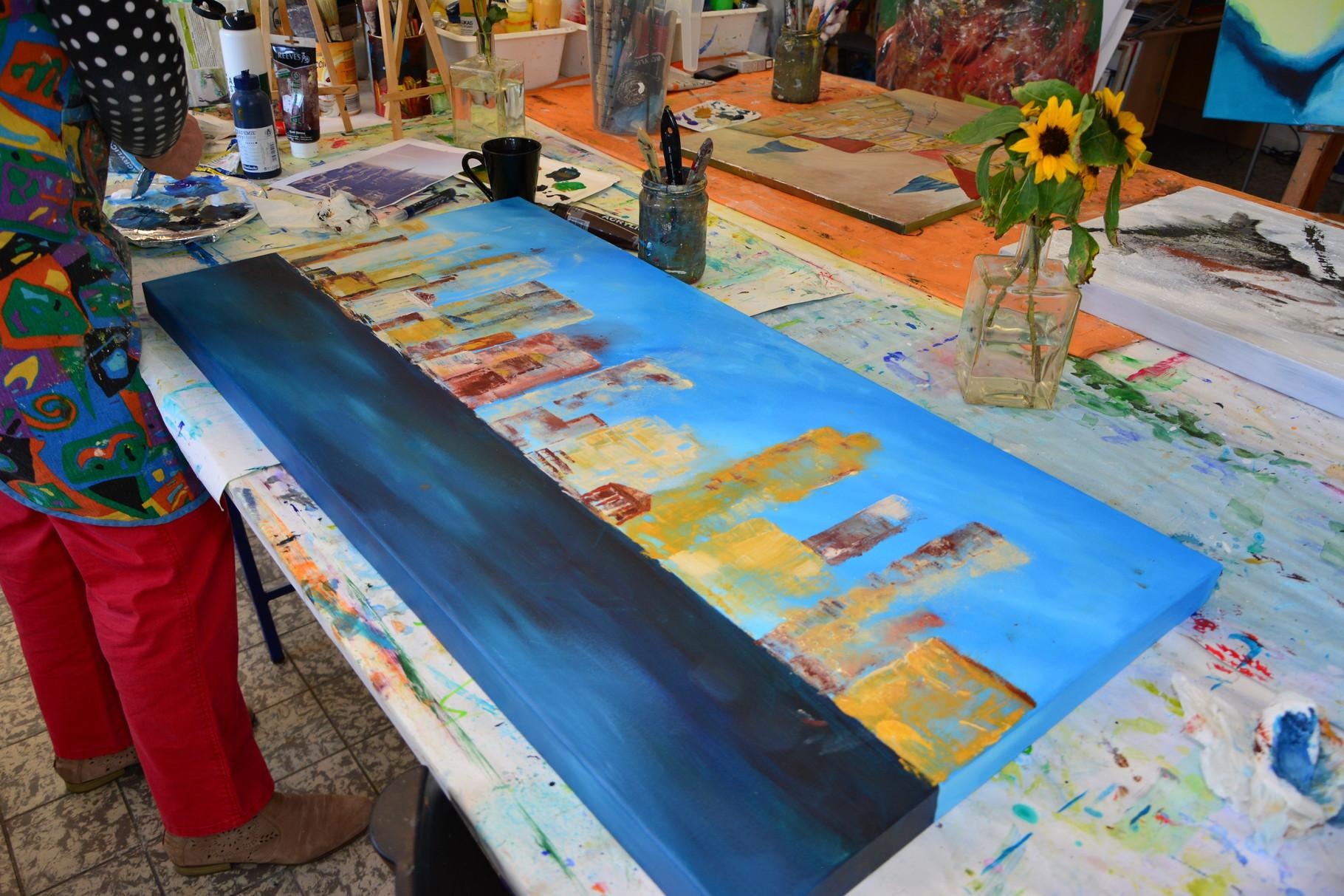 Malen lernen mit Shaper