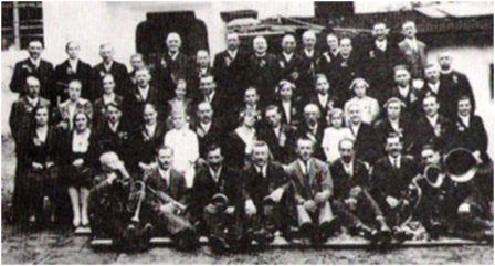 Grosser Musik 1930