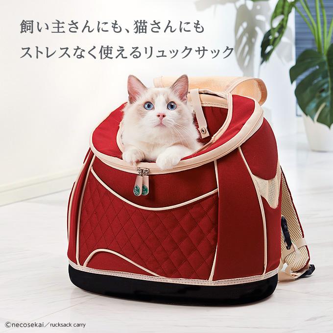 リュックサックキャリー - 東京キャッツアイ - 猫の保護・地域 ...