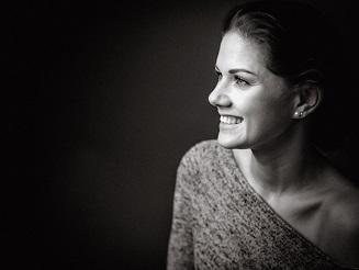Sensual Portrait fotografiert von Das Fotoatelier Regensburg - Fotograf Regensburg