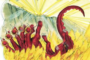 Openbaring 17 - Babylon, de grote hoer