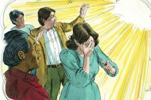 Openbaring 16 - De schalen met Gods toorn worden leeg gegoten