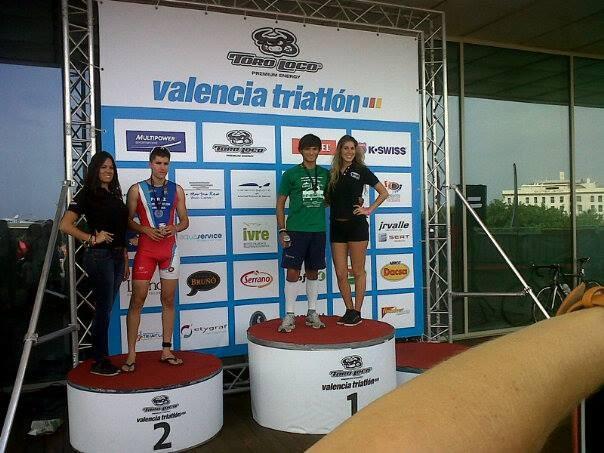 Campió junior Triatló València