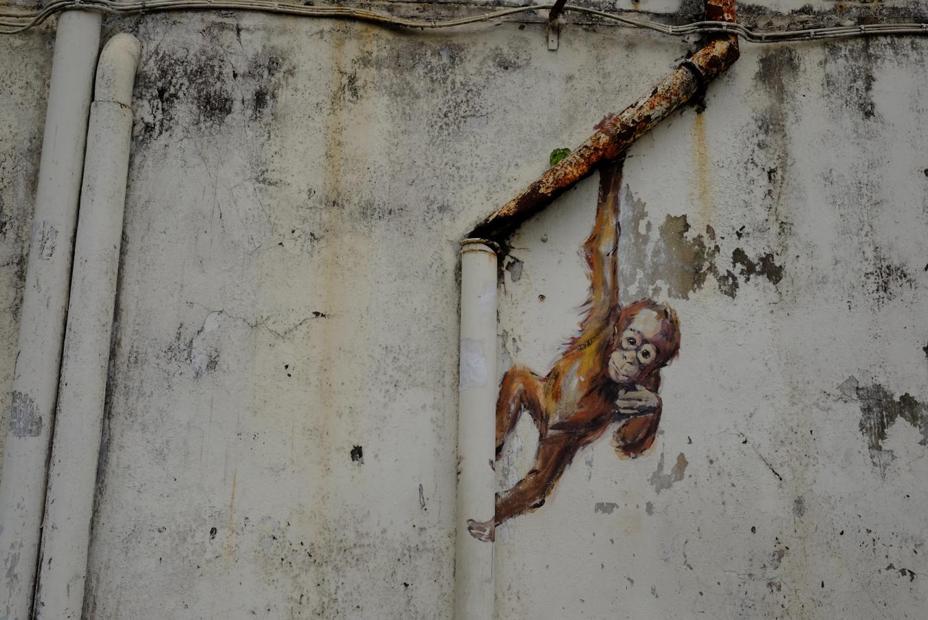 Street Art, Kuching