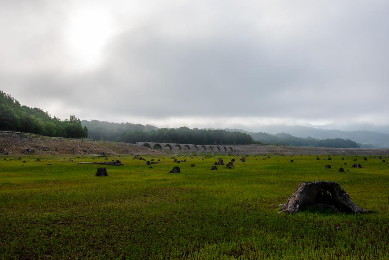 2019.7.9 北海道上士幌町 糠平湖