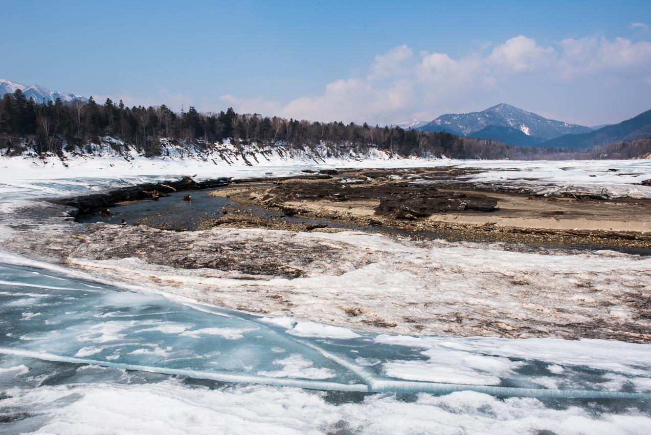 2019.3.10 上士幌町糠平湖