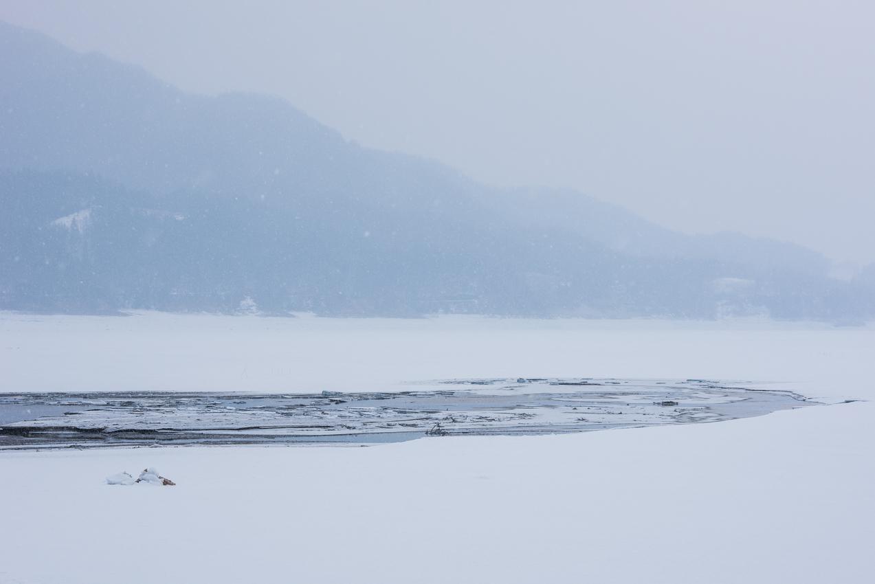 2019.3.6 上士幌町糠平湖